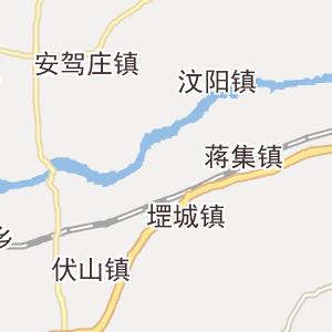 济南九顶塔地图